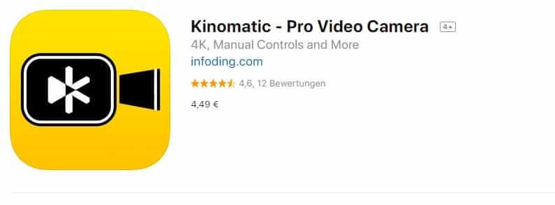 Kinomatic