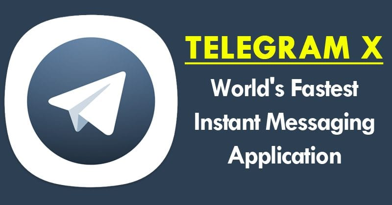 Meet The World's Fastest Instant Messaging Application