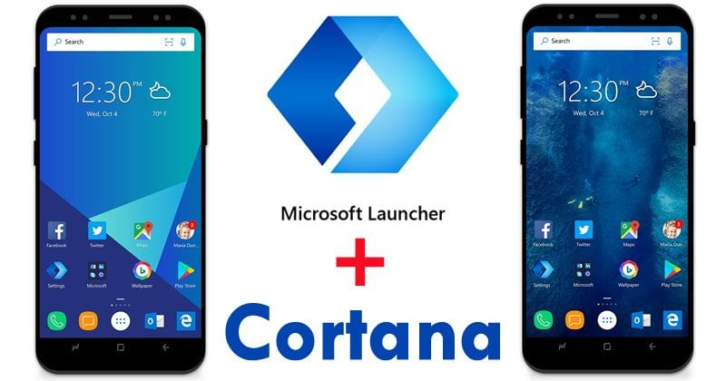 Microsoft Launcher Update Brings Cortana; Adds New Features