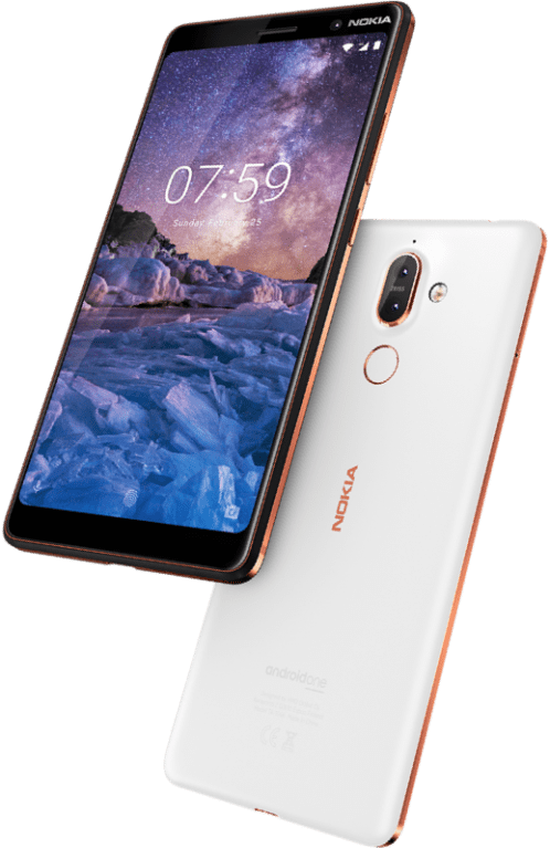 Nokia 7 Plus - Nokia Just Launched Nokia 1, Nokia 7 Plus, Nokia 6, Nokia 8810 4G And Nokia 8 Sirocco