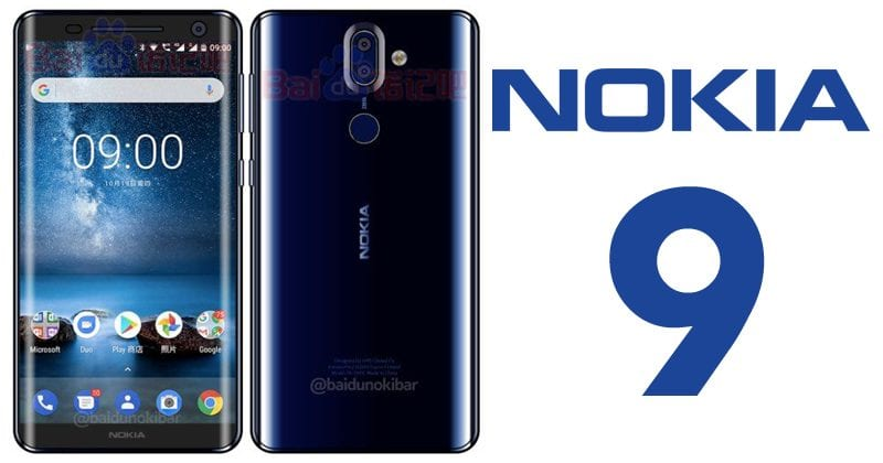 Nokia 9 Spotted At Official HMD Event