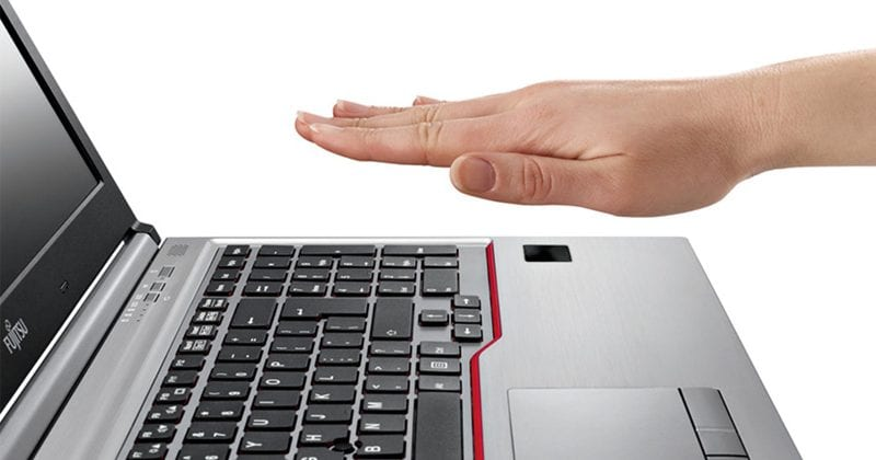 Microsoft: Now Unlock Laptops With Your Palm Veins
