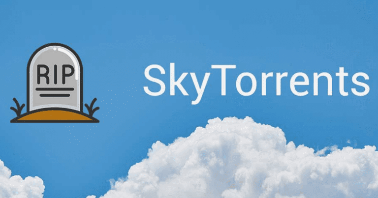 OMG! Popular Ad-free Torrent Site 'SkyTorrents' Shuts Down