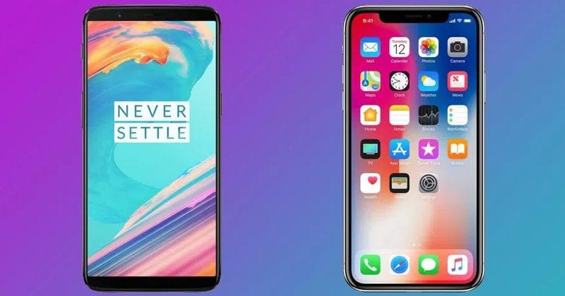 OnePlus Has Taken iPhone Copying To A Whole New Level