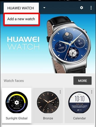 Pair Multiple Android Wear Watches to a Single