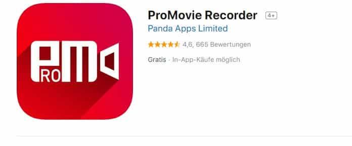 ProMovie Recorder