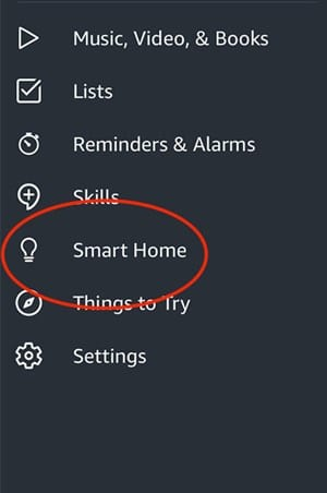 Remove A Smart Device From Alexa