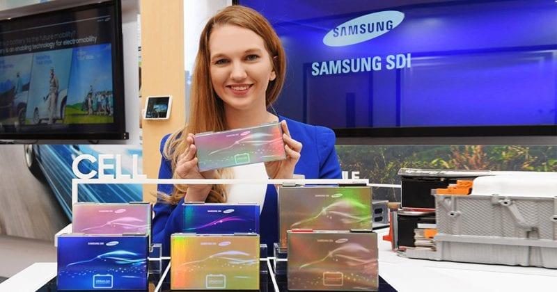 Samsung To Make Cobalt-Free EV Batteries