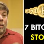 Steve Wozniak Says Someone Stole 7 Bitcoins From Him