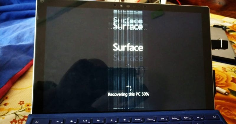 Surface Pro 4 Has 'Flickering Screen' Issue And The Fix Will Blow Your Mind