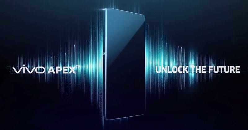 Vivo Apex Smartphone Offers Features That Even iPhone X Doesn't!