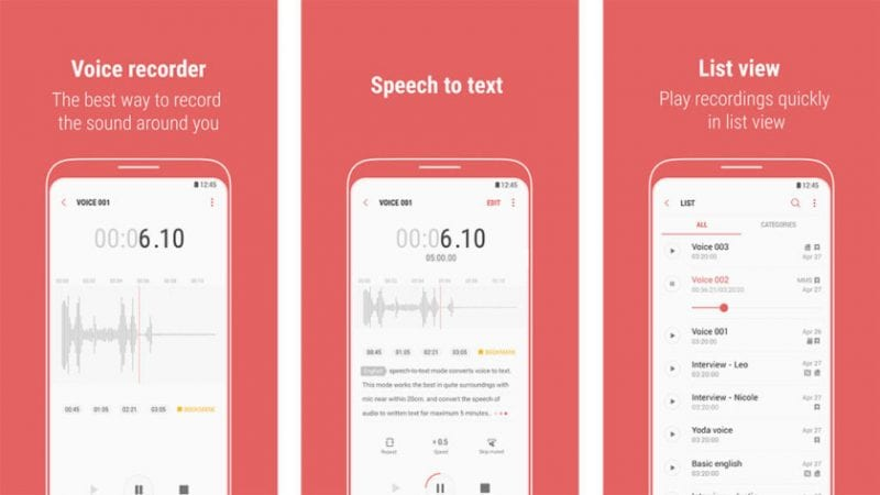 Best Voice Notes App