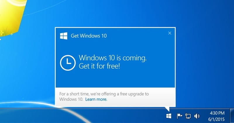 Microsoft Promises It'll Never Force Windows Installs Ever Again