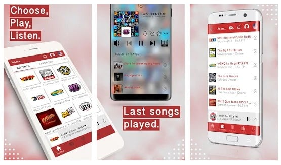 free radio apps