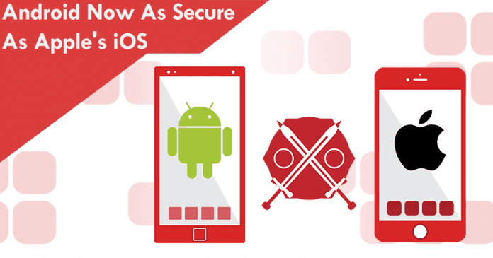 Google: Android Now As Secure As Apple's iOS