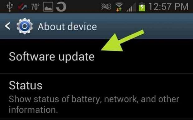 Always Update Your Android