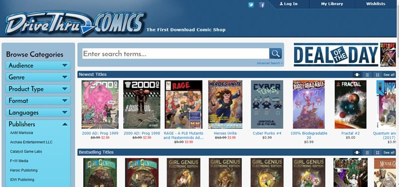 Best Websites to Read Comics Online Free in 2018