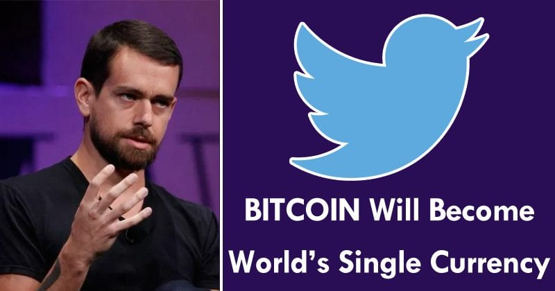 Twitter CEO: Bitcoin Will Become World's Single Currency