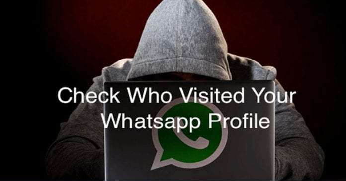 How to Check Who Visited your WhatsApp Profile