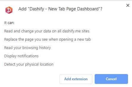 Using Dashify