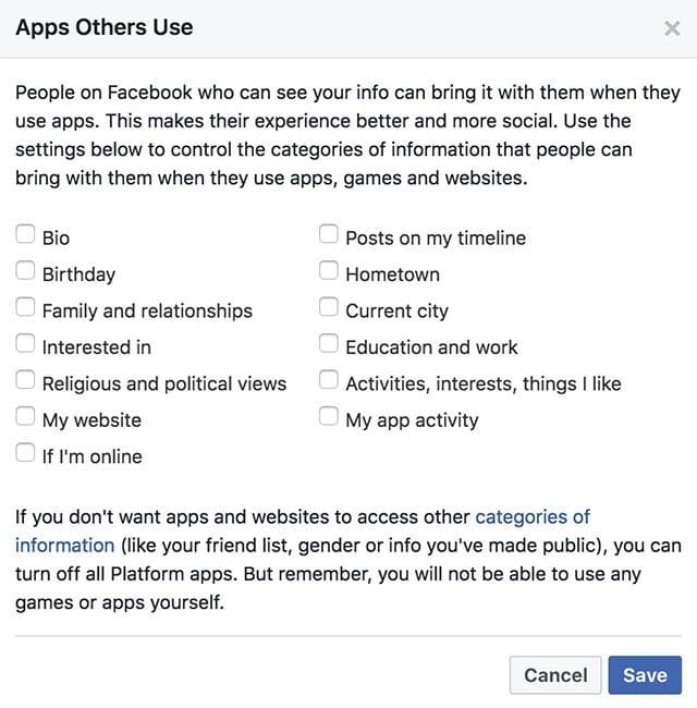 FB 5 - 5 Secret Facebook Settings You Should Change Right Now