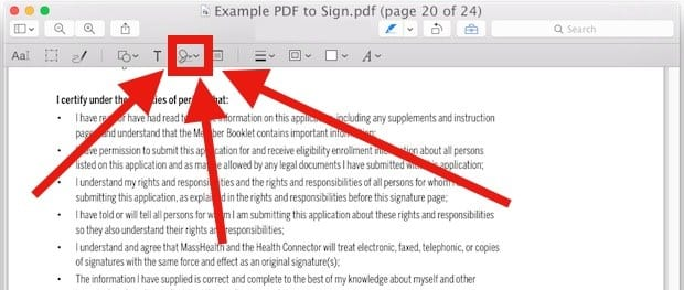 How to Sign a PDF Electronically On Windows, MAC, iOS, Android