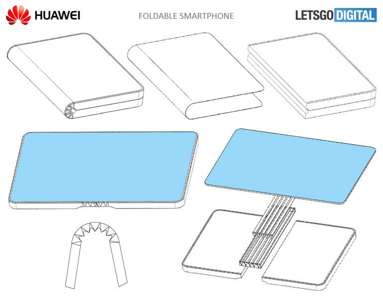 IMG 1 20 - Huawei To Launch A Foldable Smartphone
