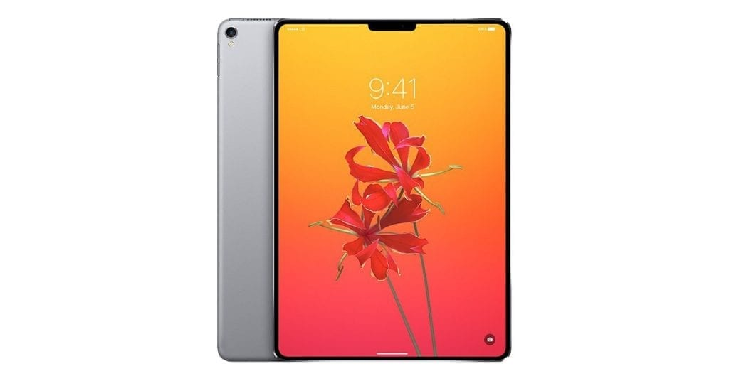 IMG 1 7 1024x536 - Apple To Launch iPad Pro With Face ID And iPhone X-Like Notch