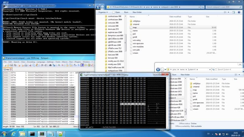 IMG 2 9 - Microsoft's Meltdown & Spectre Fixes Made Windows 7 PCs MORE INSECURE