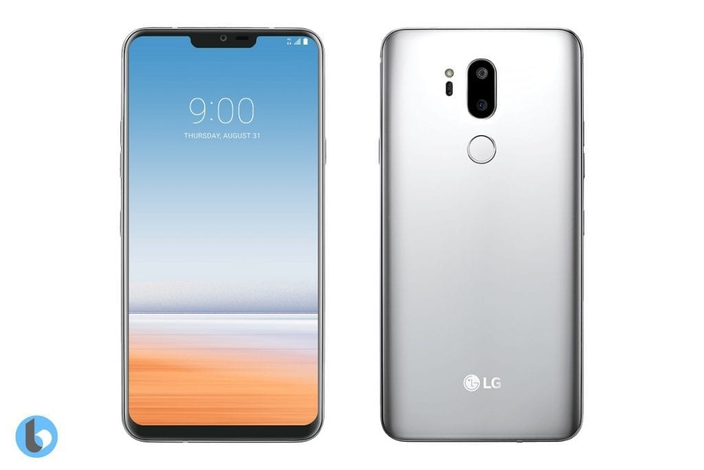 IMG 5 1 1024x683 - LG G7: LG's Flagship Is A Serious iPhone X Lookalike