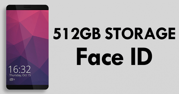 Meet The World's First Android Smartphone To Feature 512GB Of Storage And Face ID