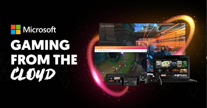 Microsoft Is Creating Its Own Cloud Gaming Platform