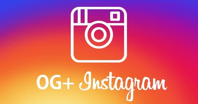 Instagram plus yukle 2019