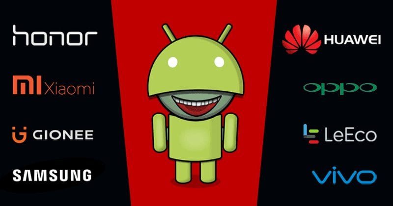 OMG! Pre-Installed Malware Found On 5 Million Popular Android Smartphones
