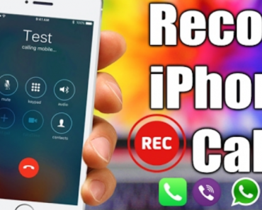 How to Record A Phone Call on iPhone