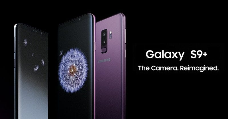 Samsung Galaxy S9+ Beats iPhone X And Pixel 2 In The DxOMark