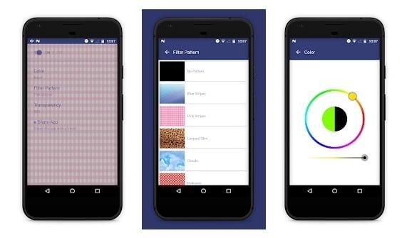 Application de confidentialité pour Android