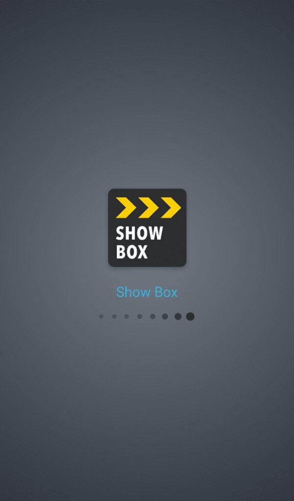 Open showbox app