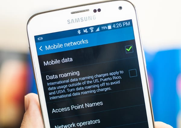 Use Mobile Network