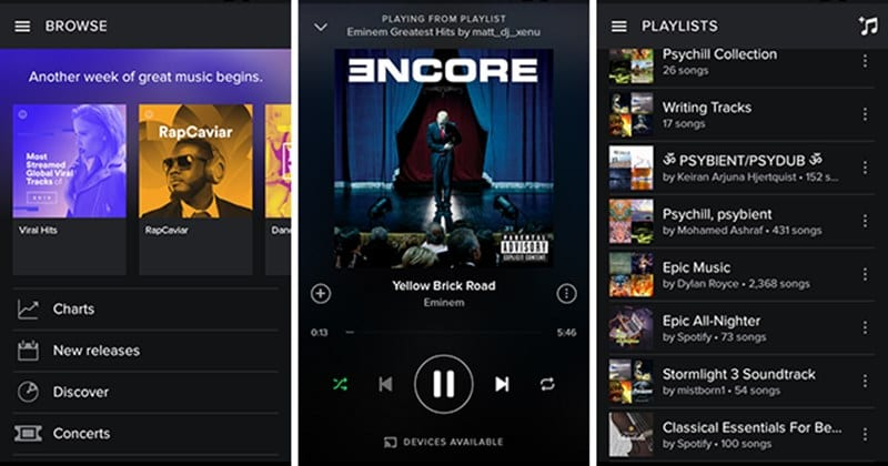 5 Reasons to Use the Spotify Web Player For Music Streaming