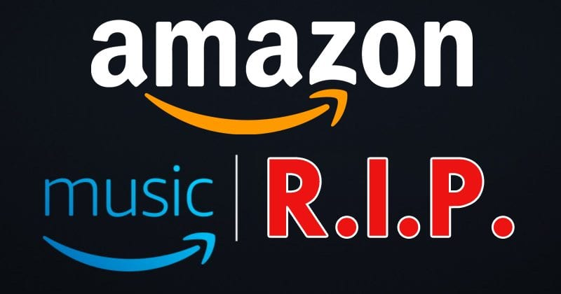 Amazon Music Storage Is Shutting Down