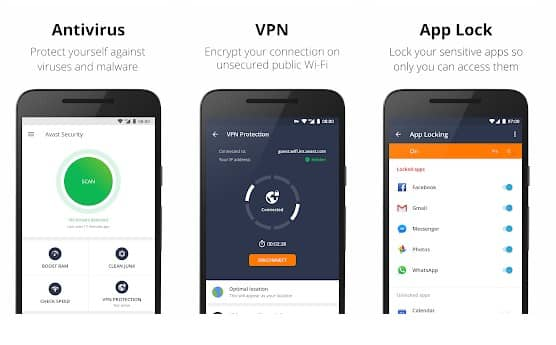 Avast Mobile Security & Antivirus