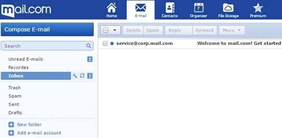 Best Free Email Services 2018