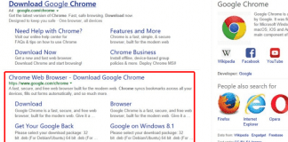 FAKE 'Chrome Download' Link Tries To Install Adware And Malware