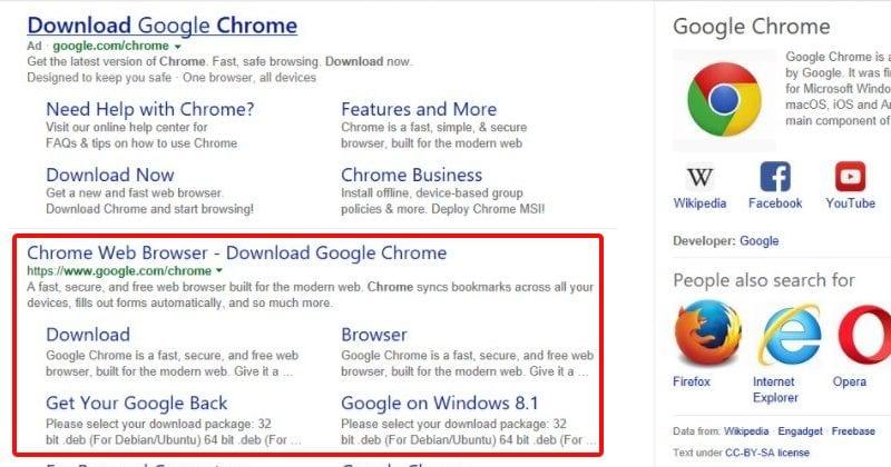 google chrome secure browser download