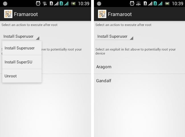 Framaroot APK 1.9.3 Latest Version Free Download 2019