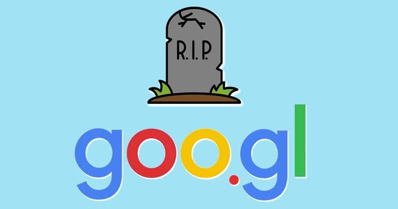 Google Is Shutting Down Its URL Shortening Service