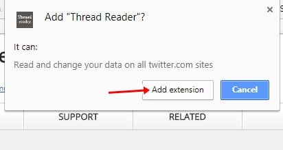 How to Easily Read Twitter Threads like a Blog Post