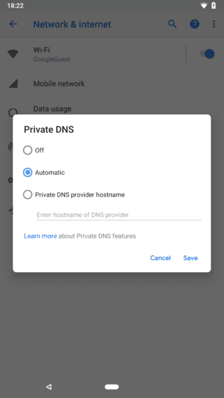IMG 3 - Google Accidentally Reveals Android P To Feature iPhone X-Like Gestures