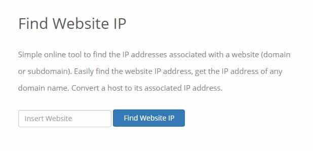 IPvoid